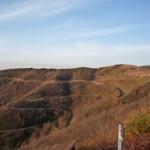雄国沼への道2