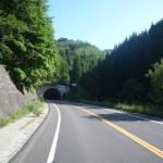 山王峠トンネル