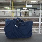 須賀川駅到着