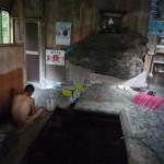石湯の湯船