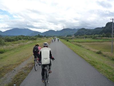 大川サイクリングロード