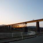 一の戸鉄橋