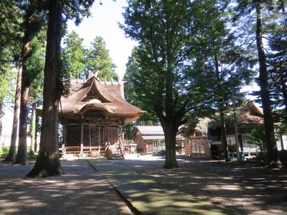 関根の羽黒神社