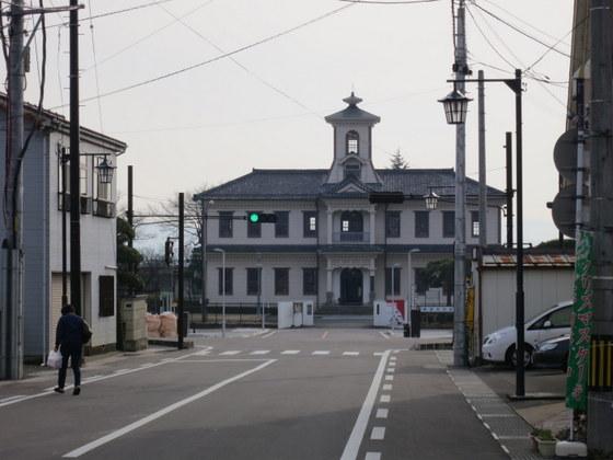 旧伊達郡役所