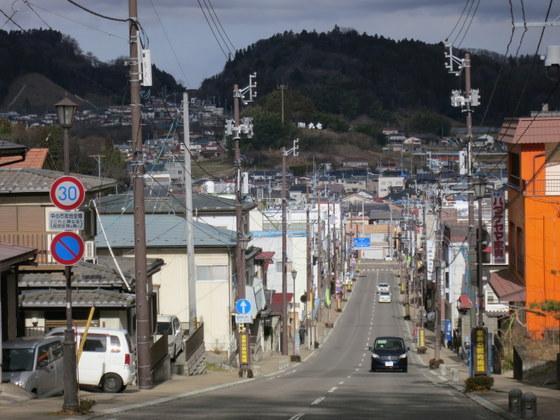 竹田坂は家具の街