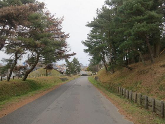 須賀川の一里塚